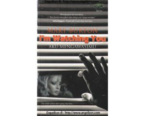 Resensi Novel I'm Watching You (Aku Mengawasimu)