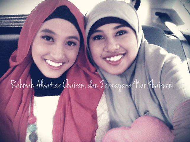 Me and My Sister :)
