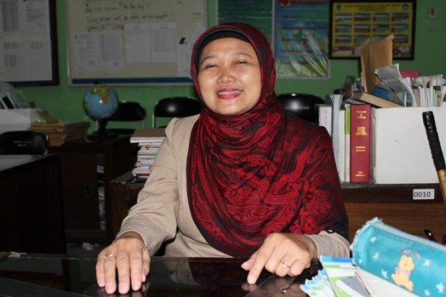 Indah Yuskandini, S.Pd.